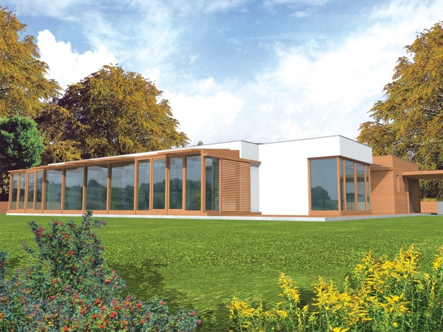 Projekt domu Leon 1
